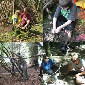 Bushcraft on Dartmoor