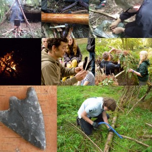 Bushcraft National Trust