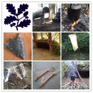Bushcraft with the National Trust, Bushcraft courses Devon